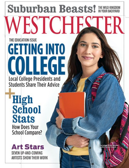 Westchester Magazine Cover - 3/1/2018