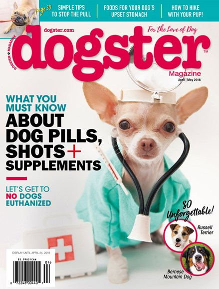 Dogster Cover - 4/1/2018