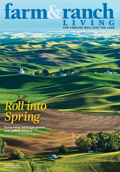 Farm & Ranch Living Cover - 4/1/2018