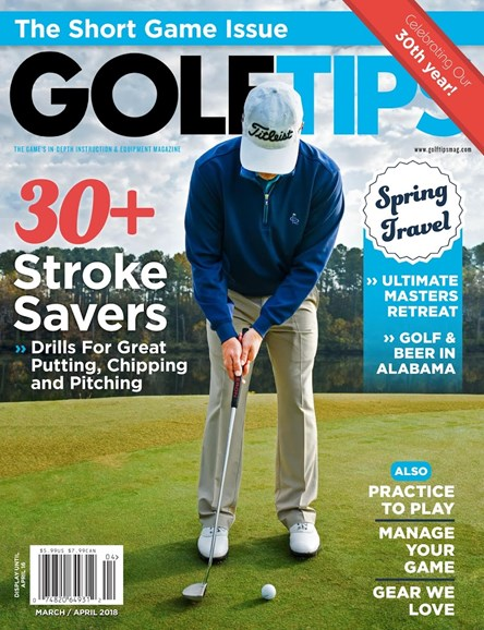 Golf Tips Cover - 4/1/2018