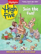 High Five Magazine 4/1/2018