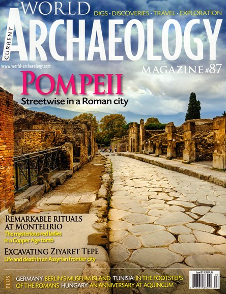 Current World Archaeology Cover - 2/1/2018
