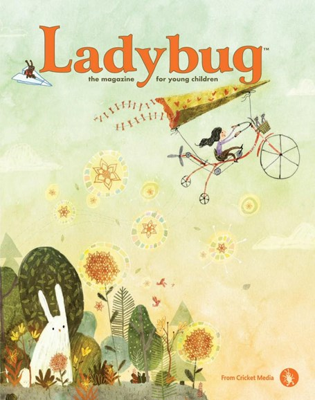 Ladybug Cover - 3/1/2018