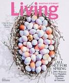 Martha Stewart Living 4/1/2018