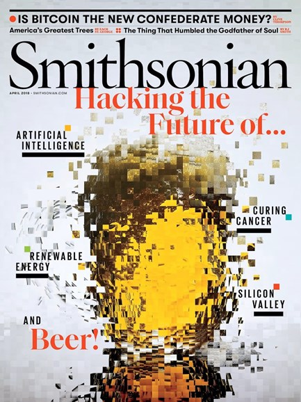 Smithsonian Cover - 4/1/2018