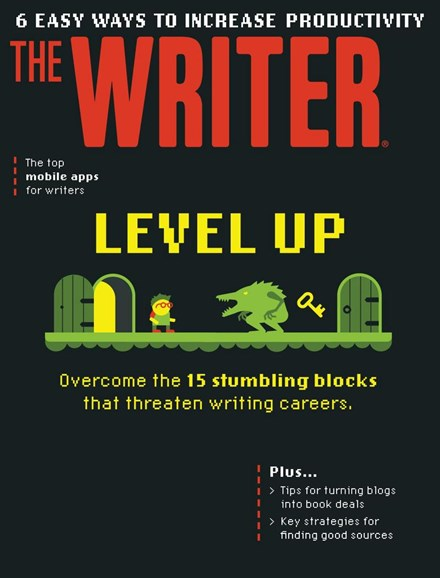 The Writer Cover - 3/1/2018