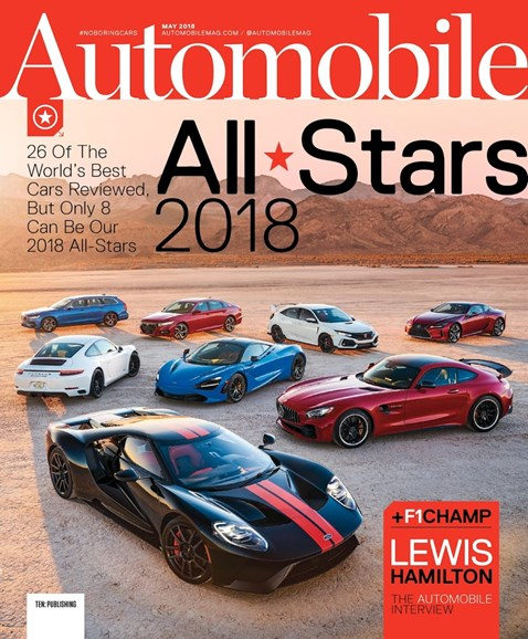 Automobile Cover - 5/1/2018
