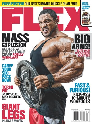 Flex Magazine | 4/1/2018 Cover