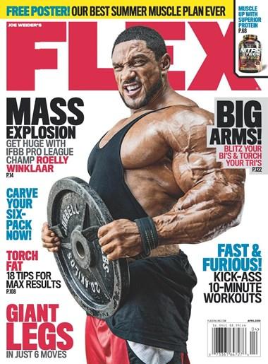 Flex | 4/2018 Cover