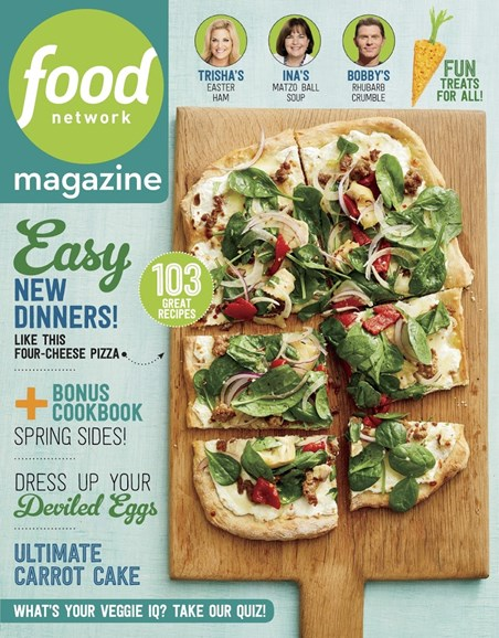 Food Network Cover - 4/1/2018