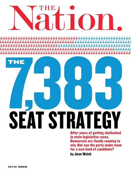 The Nation Cover - 4/16/2018