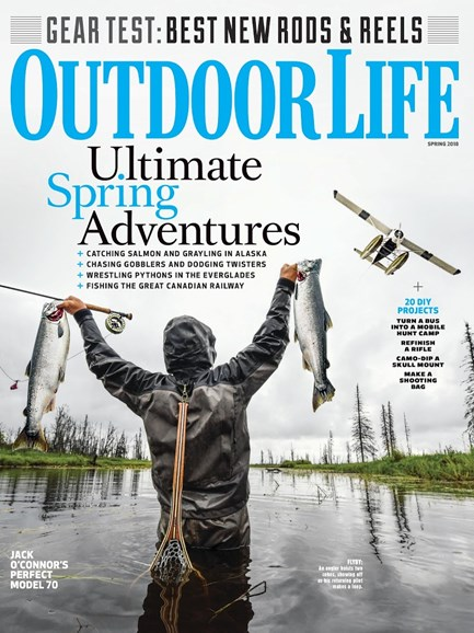 Outdoor Life Cover - 4/1/2018
