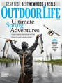 Outdoor Life Magazine | 4/2018 Cover