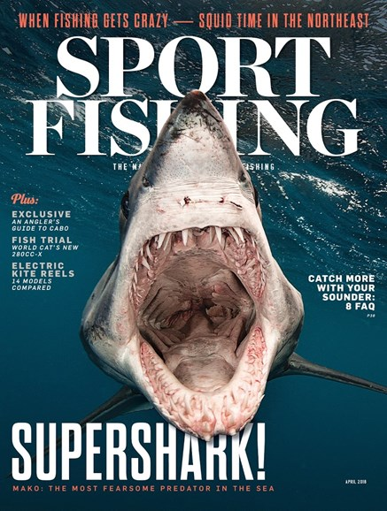 Sport Fishing Cover - 4/1/2018