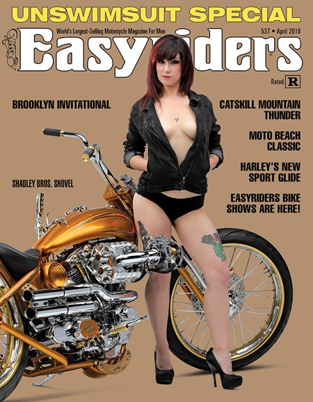 Easyriders Cover - 4/1/2018