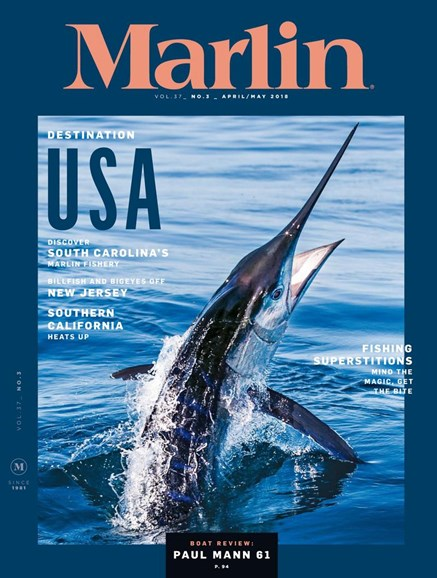 Marlin Cover - 4/1/2018