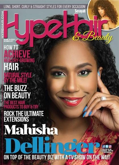 Hype Hair Cover - 12/1/2017