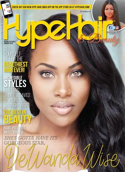 Hype Hair Cover - 1/1/2018