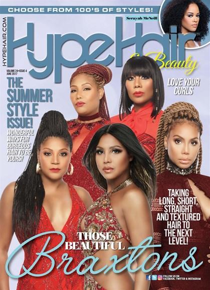 Hype Hair Cover - 6/1/2017