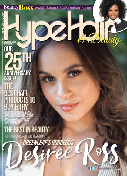 Hype Hair Cover - 11/1/2017