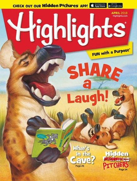 Highlights Cover - 4/1/2018