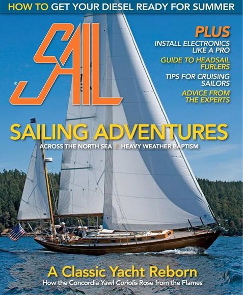 Sail Cover - 4/1/2018