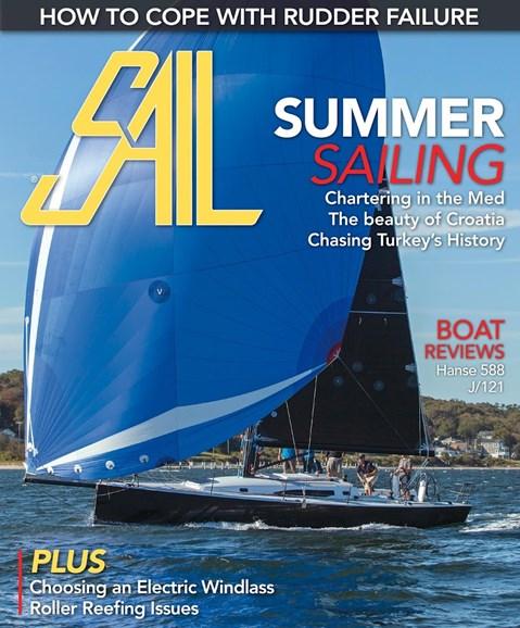 Sail Cover - 3/1/2018