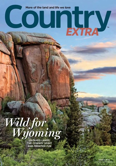 Country Extra Cover - 3/1/2018