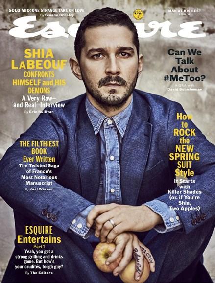 Esquire Cover - 4/1/2018