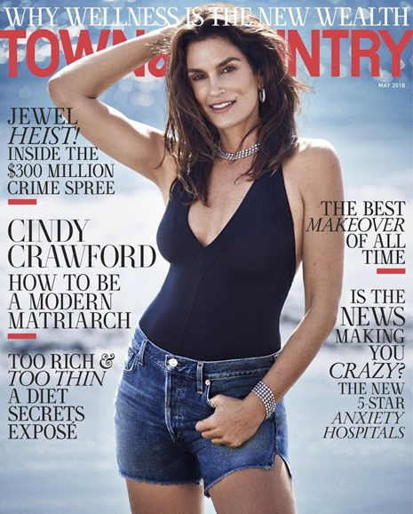 Town & Country Cover - 5/1/2018