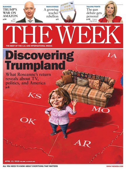 The Week Cover - 4/13/2018