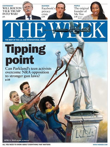 The Week Cover - 4/6/2018