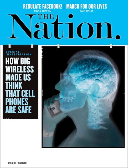 The Nation Cover - 4/23/2018