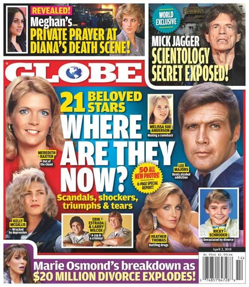 Globe Cover - 4/2/2018
