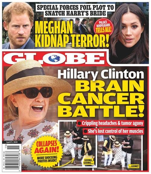 Globe Cover - 4/9/2018