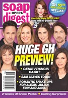 Soap Opera Digest Magazine 4/16/2018