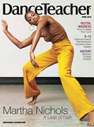 Dance Teacher Magazine 4/1/2018