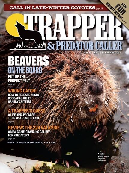 Trapper & Predator Caller Cover - 2/1/2018