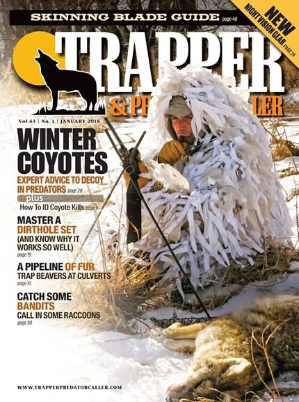 Trapper & Predator Caller Cover - 1/1/2018