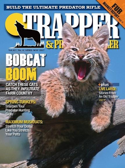 Trapper & Predator Caller Cover - 4/1/2017