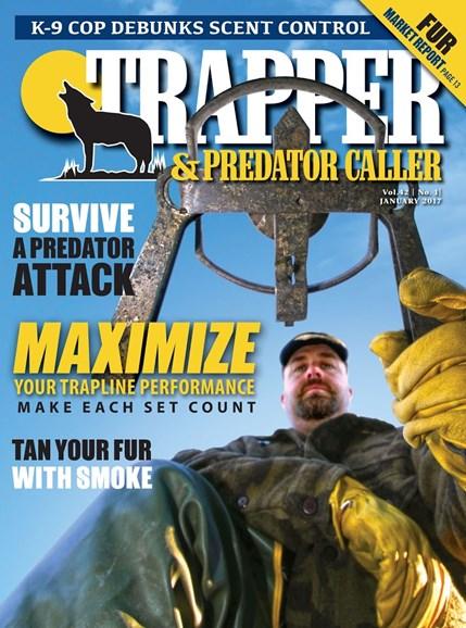 Trapper & Predator Caller Cover - 1/1/2017