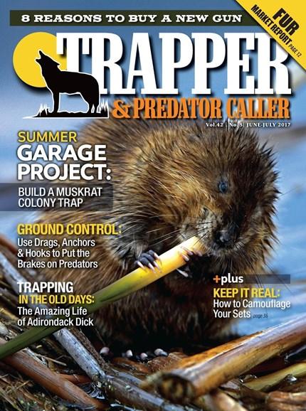 Trapper & Predator Caller Cover - 6/1/2017