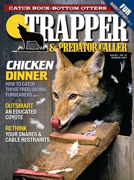 Trapper & Predator Caller Cover - 3/1/2017