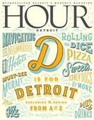 Hour Detroit Magazine 4/1/2018