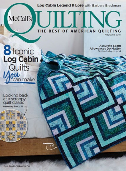 McCall's Quilting Cover - 5/1/2018