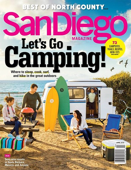San Diego Cover - 4/1/2018