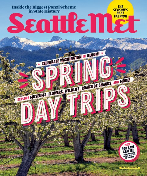 Seattle Met Cover - 4/1/2018