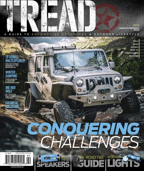 Tread Cover - 1/1/2018