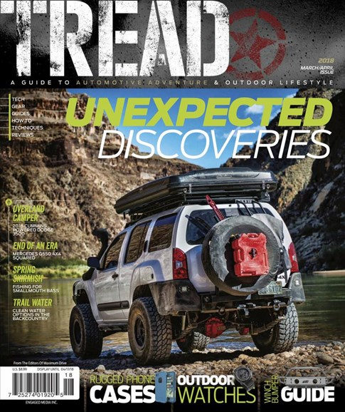 Tread Cover - 3/1/2018