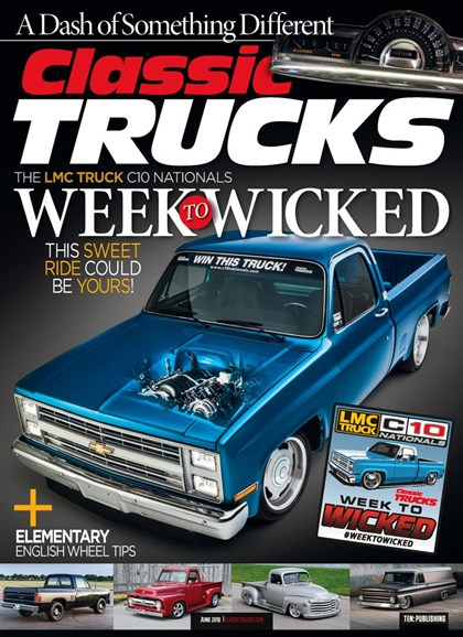 Classic Trucks Cover - 6/1/2018